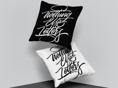 Nothing Else Letters