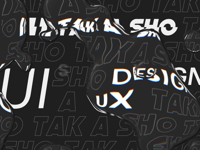 TAKASHO debut interface branding and identity preview animation dark teaser website web ux ui takasho design branding
