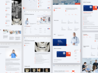 Corporate website Medlife