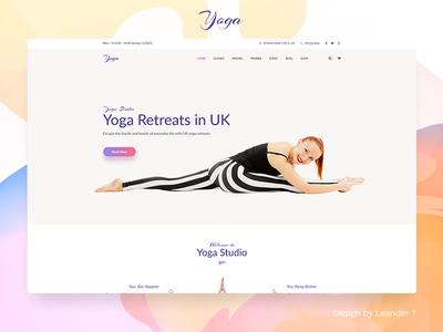 Yoga Dribbble