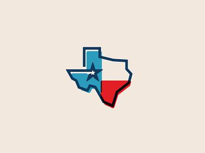 Texas Strong symbol identity texas strong logo design