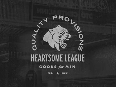 Heartsome League 03 logonew typography graphics logo design branding symbol logo vector graphic design badge design