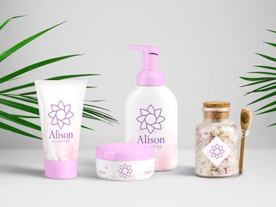 Alison Cosmetics Logocore