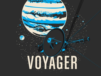 Voyager for T-Shirt Design