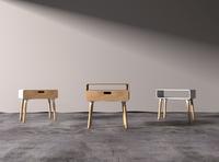 Nomada bedside table