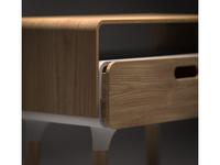 Nomada wooden details