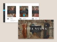 Deep Reading Platform - Books & Cover