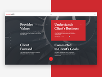 Law firm — Index (Values screen)