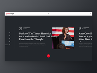Law firm — Index (News screen)