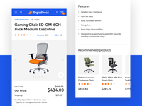 Product page (mobile layout)