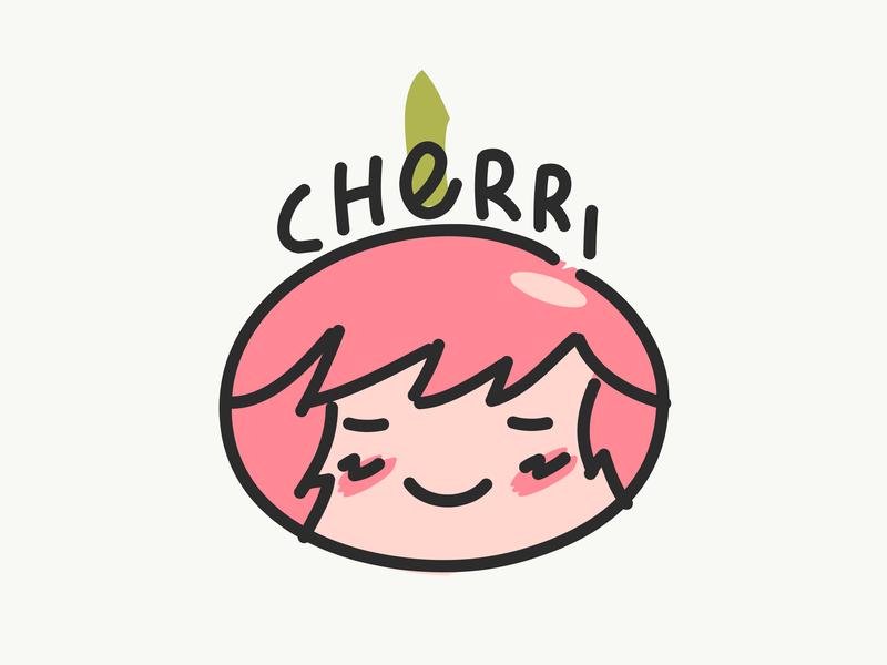 Cherri Brand Logo Design
