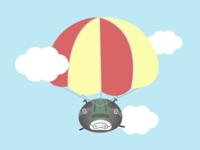 Jungler - Parachuter