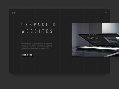 Despacito Websites - Blog Post