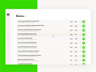 Piratebay—UI Weekly Challenges-Season 02 / Week [7/10]