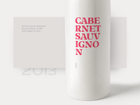 Cabernet Sauvignon Branding