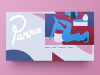 Parra Web Header