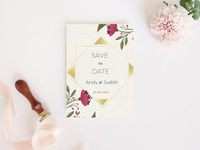 Free Retro Wedding Save The Date Template wedding invite wedding save the date template save the date template save the date free freebies design