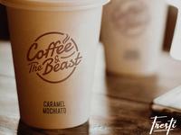 Free Starbucks Coffee Paper Cups Mockup
