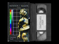 Free VHS Tape And Cover Mockup