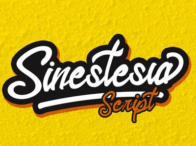 Sinestesia Free Script Font
