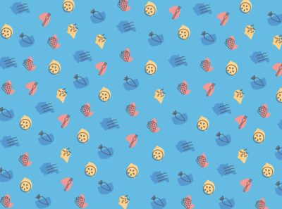 Pattern for Headspace internal gift