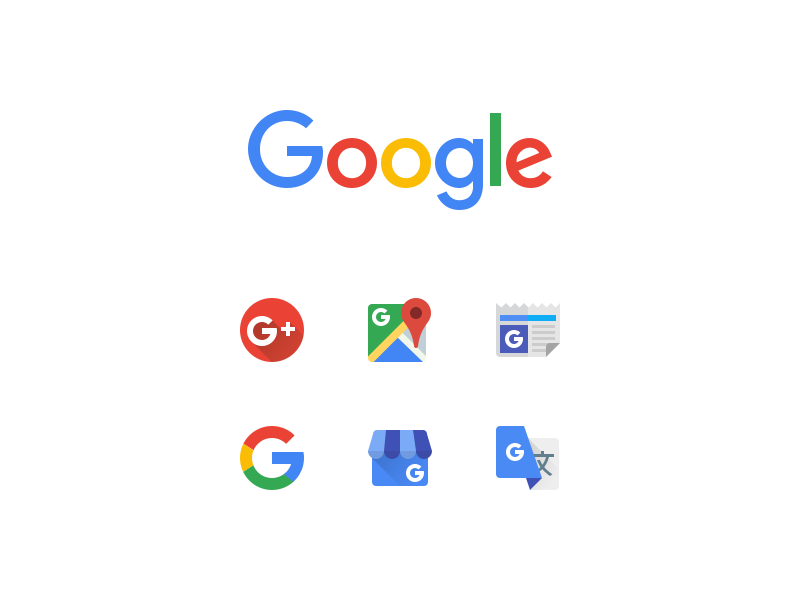 new google icons freebie by adrian goia dribbble dribbble