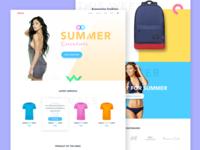 Ecommerce [Nova demo page]