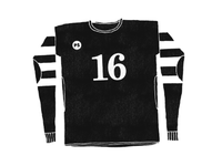 PS 1920s Football Sweater