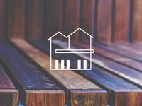 Slim House Logomark