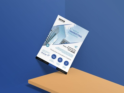 Free Professional Business Flyer Design Template Ai free flyer template fee flyer template free flier flier freebie flyer template flyer artwork flyer design free flyer flyer