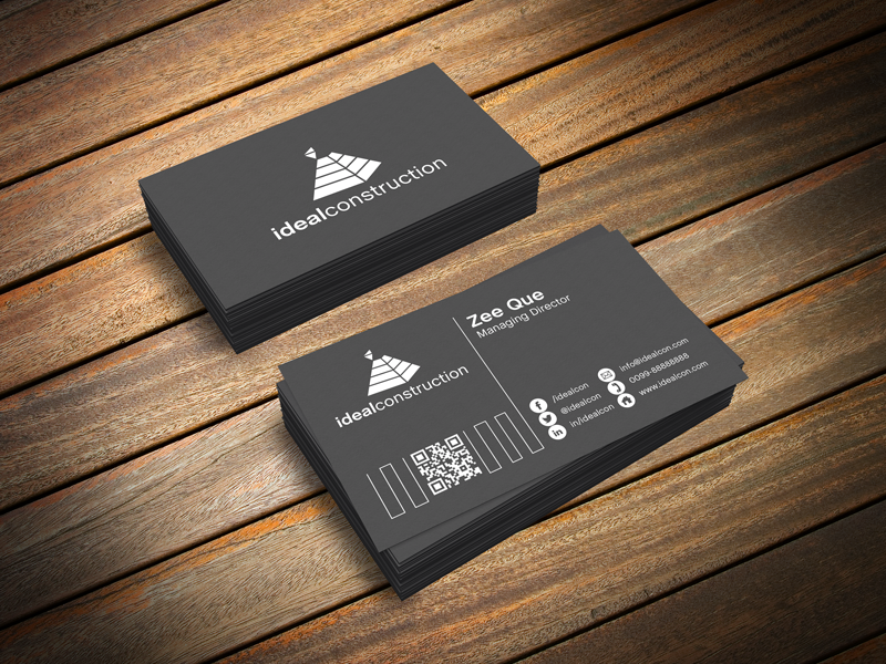 Free Business Card Mockup Psd + 3Ds Max Render File by Zee Que ...