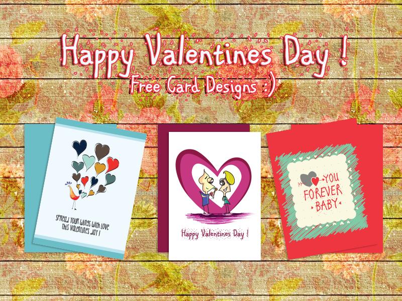 valentines card templates free