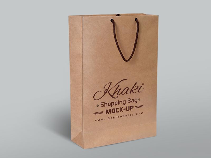 Free Khaki Shopping Bag Mockup Psd 2016 free mockup 2016 mock-up free bag mockup shopping bag mockup psd free mockup shopping bag mockup