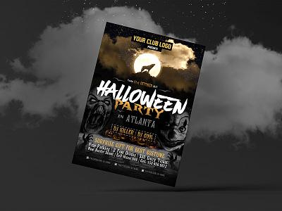Free Halloween Party Costume Flyer Design Template 2017 flyer design flyer night flyer halloween party halloween party flyer template halloween flyer template halloween 2017 halloween flyer halloween party flyer