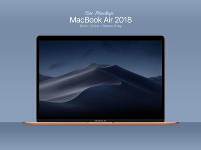 Free MacBook Air 2018 Mockup PSD, Ai & EPS psd free download mock-up free psd psd mockup mockup macbook mockup macbook air apple macbook apple macbook air freebie mockup psd free mockup free macbook air mockup macbook air 2018 mockup macbook air mockup