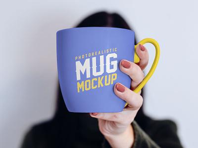 Free Mug In Female Hand Mockup PSD free download mock-up free psd psd psd mockup freebie free mockup mockup mug mockup psd mug mockup