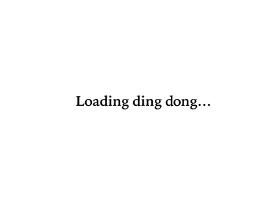 Loading ding dong sound music bell bookmate load copywright text ui loading humor