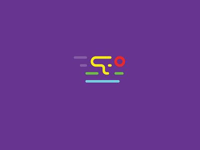 Speed affise set icon motion bike productivity moto speed