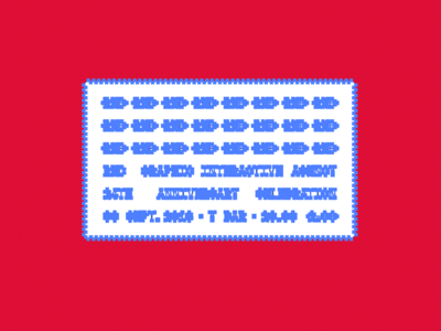 24th invitation party extras stamp post celebration redgraphic