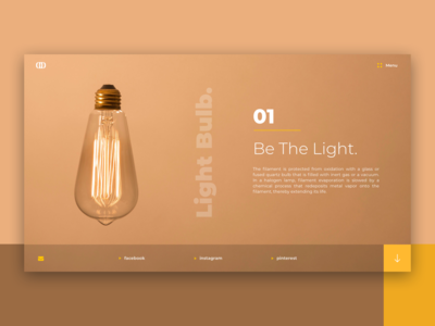 Light Bulb V2 / Web UI