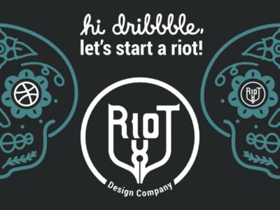 Riot x dribbble debut