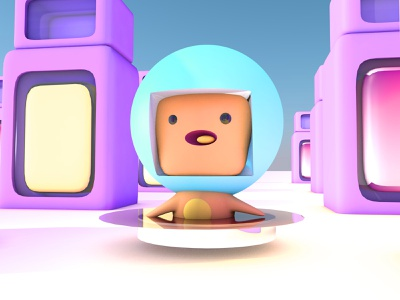 New concept 3D art character chractredesign 3d art ілюстрація web illustration