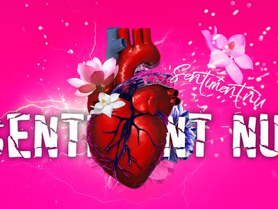 Sentiment Nu motion graphics 3d дизайн design illustration