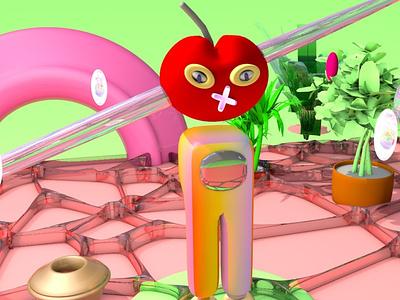 Granit of science graphic design 3d design ілюстрація web illustration