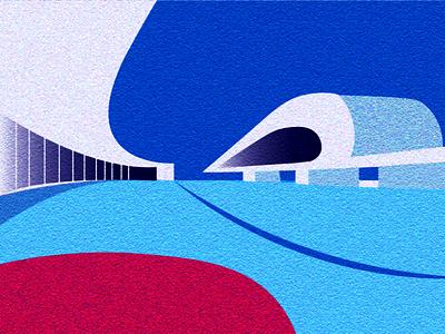 city website ілюстрація web vector design illustration