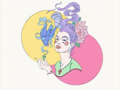 smokymood дизайн ілюстрація flat web vector illustration design