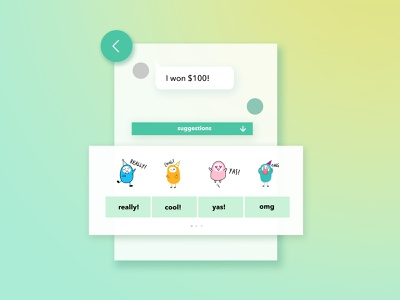 UI #24 Dropdown dropdown drawing vector character photoshop illustrations stickers ux design ui daily ui