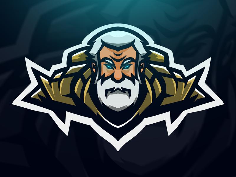 Kakek Tangguh branding design illustration logos logoinspire logo exploration logo esports logo esport logo designer logo design logodesign logo esports logo esport esport logo esports esportlogo