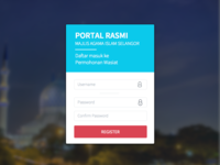 WIP - Sign Up Modal for MAIS