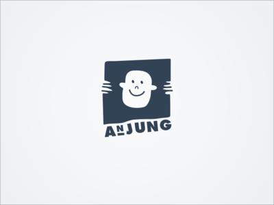 Anjung Baby anjung kid toddler logo baby